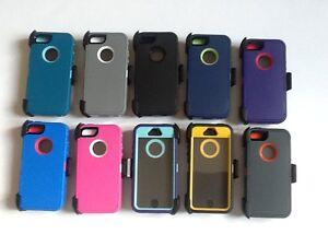 New Defender Case & Belt Holster Clip for Apple iPhone 5s