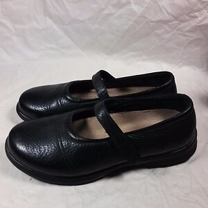2b83324a33c2 NICE Women s Foot Smart Comfort Mary Jane Shoes Walking-Black ...