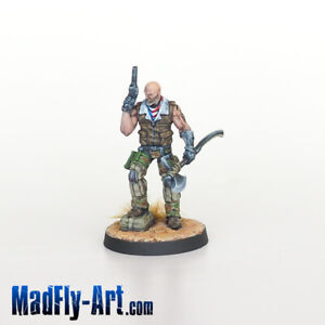 Roger-Van-Zant-Capt-6th-Airborne-MASTERS6-Infinity-painted-MadFly-Art