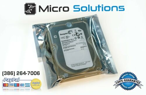 "Seagate ST3000DM001 3TB 7.2K 3.5/"" 6G SATA HDD Hard Drive"