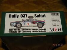 MODEL FACTORY HIRO 1/24 LANCIA 037 SAFARI RALLY WRC MFH DETAIL KIT