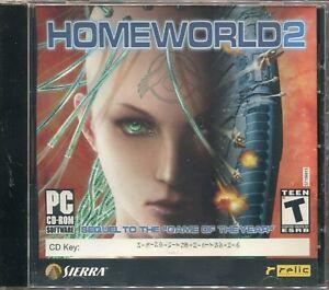 Homeworld-2-PC-Sierra-2003-Windows-Video-Game