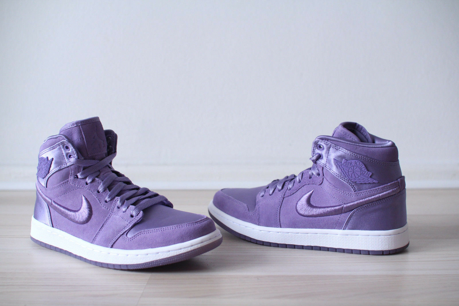 "Nike Air Force 1 Retro ""Season of Her"" Lila Gr. Gr. Gr. 38,40,41 NEU & OVP A01847 540 a95286"