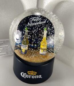 Feliz Navidad Cancion Original.Corona Cerveza Feliz Navidad Musical Bola De Nieve Silbando