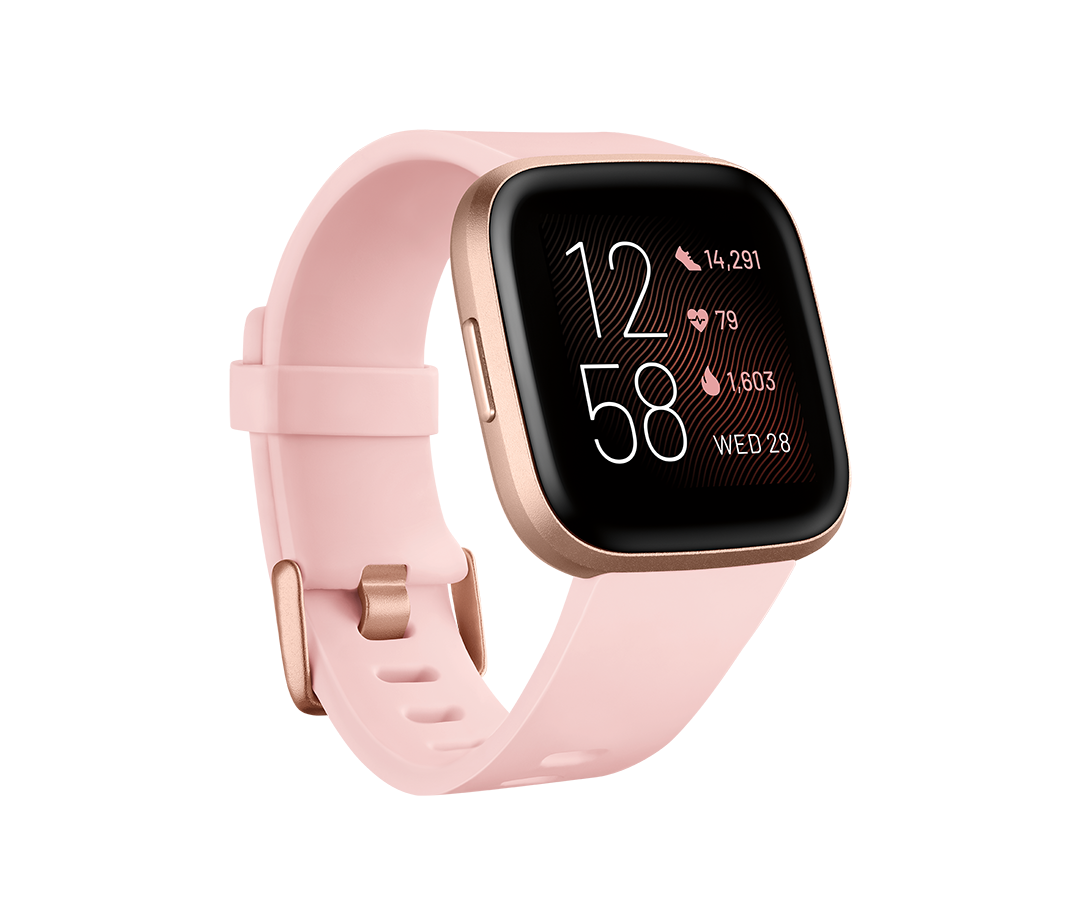 Fitbit Versa 2 Health and Fitness Smartwatch - NEW Versa2 2