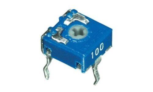 AB//021470 4pz trimmer 6x6 orizzontale 470 Ohm cod