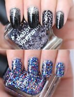 Deborah Lippmann Nail Polish Lot I Love The Nightlife & Stronger Glitter