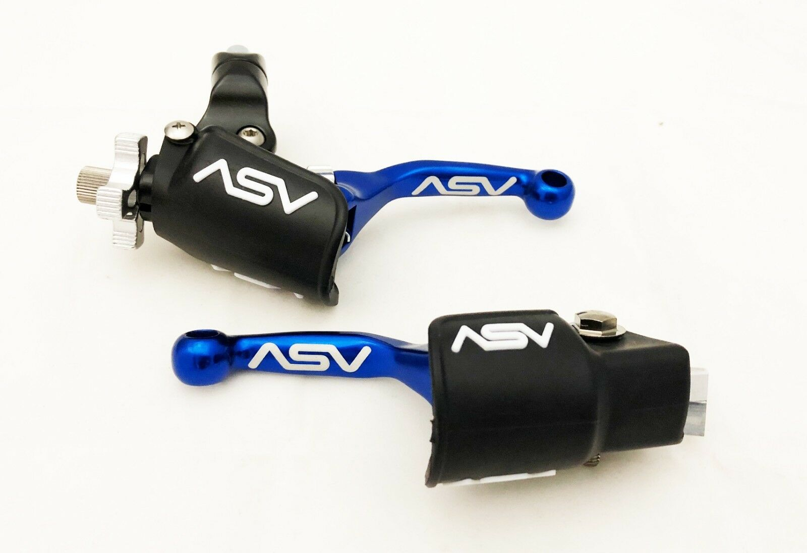 ASV Unbreakable F4 Blau Shorty Clutch Brake Lever Hot Dustproof CR CRF XR