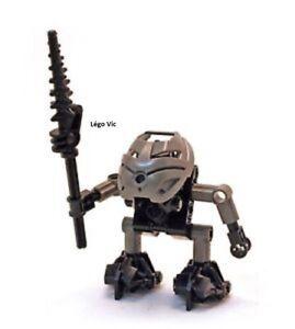 Lego 8542 Bionicle Mata Nui Turaga Onewa complet no rubber de 2001 C160