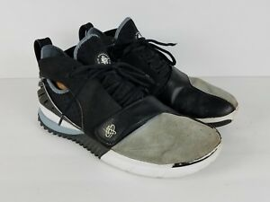 separation shoes 087a9 1c5df Image is loading Nike-Air-Trainer-Huarache-HT2K6-SZ-13-Black-
