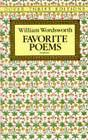 Favorite Poems by William Wordsworth (Paperback, 1992)