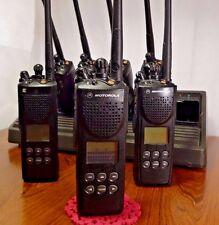 Motorola XTS3000 Model II 800mhz P25 H09UCF9PW7BN