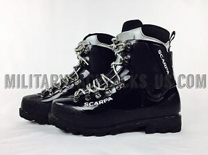 7346cfdc8dd Details about Scarpa Inverno mountaineering waterproof boots Size 10/11  shell only no liner