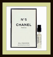 Chanel No 5 Eau Premiere 2ml EDP Mini Sample