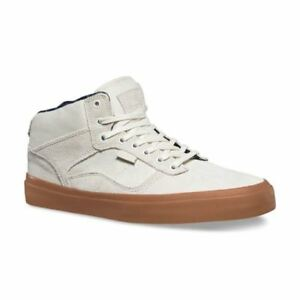 da0068f5bf Image is loading VANS-Bedford-Canvas-Suede-Marshmallow-Gum-MEN-039-