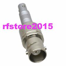 Adapter BNC-F Q9 & C5-M LEMO-00 Panametrics Krautkramer Ultrasonic Flaw Detector