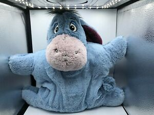 Winnie-The-Pooh-Eeyore-Donkey-Plush-Kids-Soft-Stuffed-Toy-Animal-Pillow-Disney