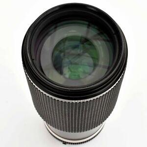 Nikon-Nikkor-80-200mm-AIs-f-4-messa-a-fuoco-manuale-Zoom-tele-NR-Nuovo-di-zecca-testato-vedi-FOTO