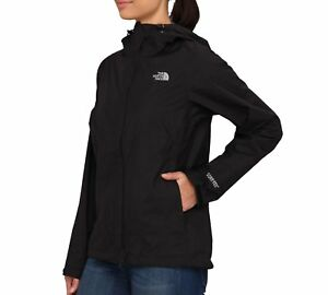 78f067f80f4 NWT The North Face Women s Gore-Tex Dryzzle Jacket Active Fit Black ...