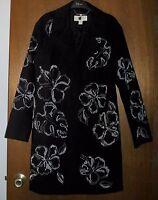 Michael Kors Beaded Trench Coat Size XL-NWOT!!