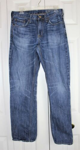Etat Jeans Taille Ricon Excellent Blue Straight Bullhead Hommes 30x32 XI8pqHzw