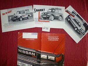 N°4692 / Catalogue Haslbeck Pour Nissan Et Suzuki 4x4 Wc5zcik6-07214831-411867182