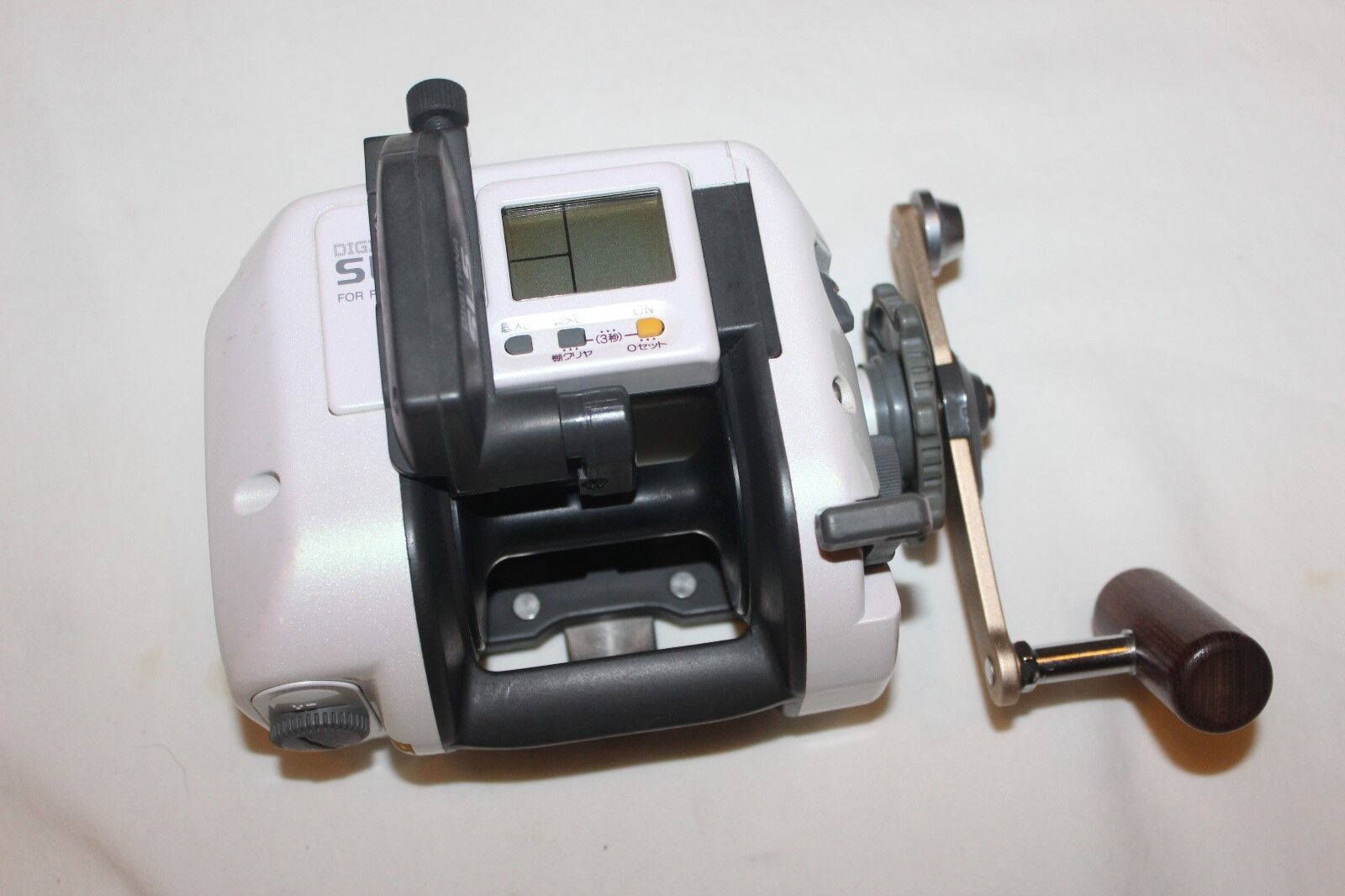 SHIMANO DIGITANA SLS-TANAPITA-SPEZIAL-3000-MADE IN  JAPAN -Nr-1023