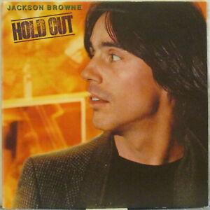 JACKSON-BROWNE-Hold-Out-LP-on-Asylum-Records-USA-1980-Nice-Record-Club-ed