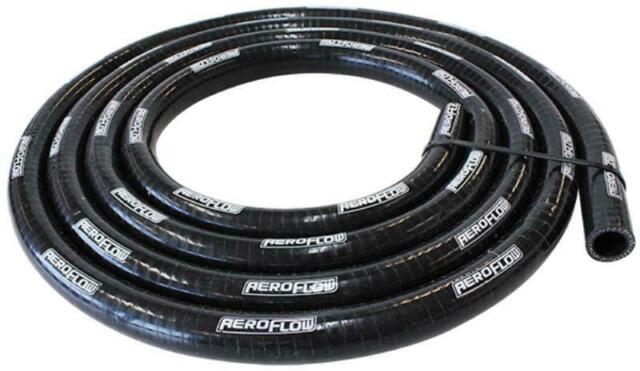 "Aeroflow Silicone Heater Hose Black I.D3/4"" 19Mm 13 Foot Length 4M Long"