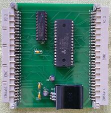 Sinclair QL RAM interface con 512k RAM y con durchgeschliffenem Bus
