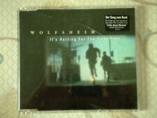 Wolfsheim - It's hurting for the first time - CD Single 1998 - Detlev Buck