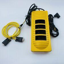 Trimble Gps Navigation 20669 40 4 Slot Battery Charger Amp Cables