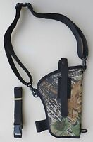Bandolier 6 Scoped Holster For Ruger,smith & Wesson Revolvers
