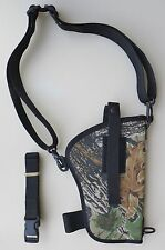 """Bandolier 6"""" Scoped Holster for RUGER,SMITH & WESSON Revolvers"""