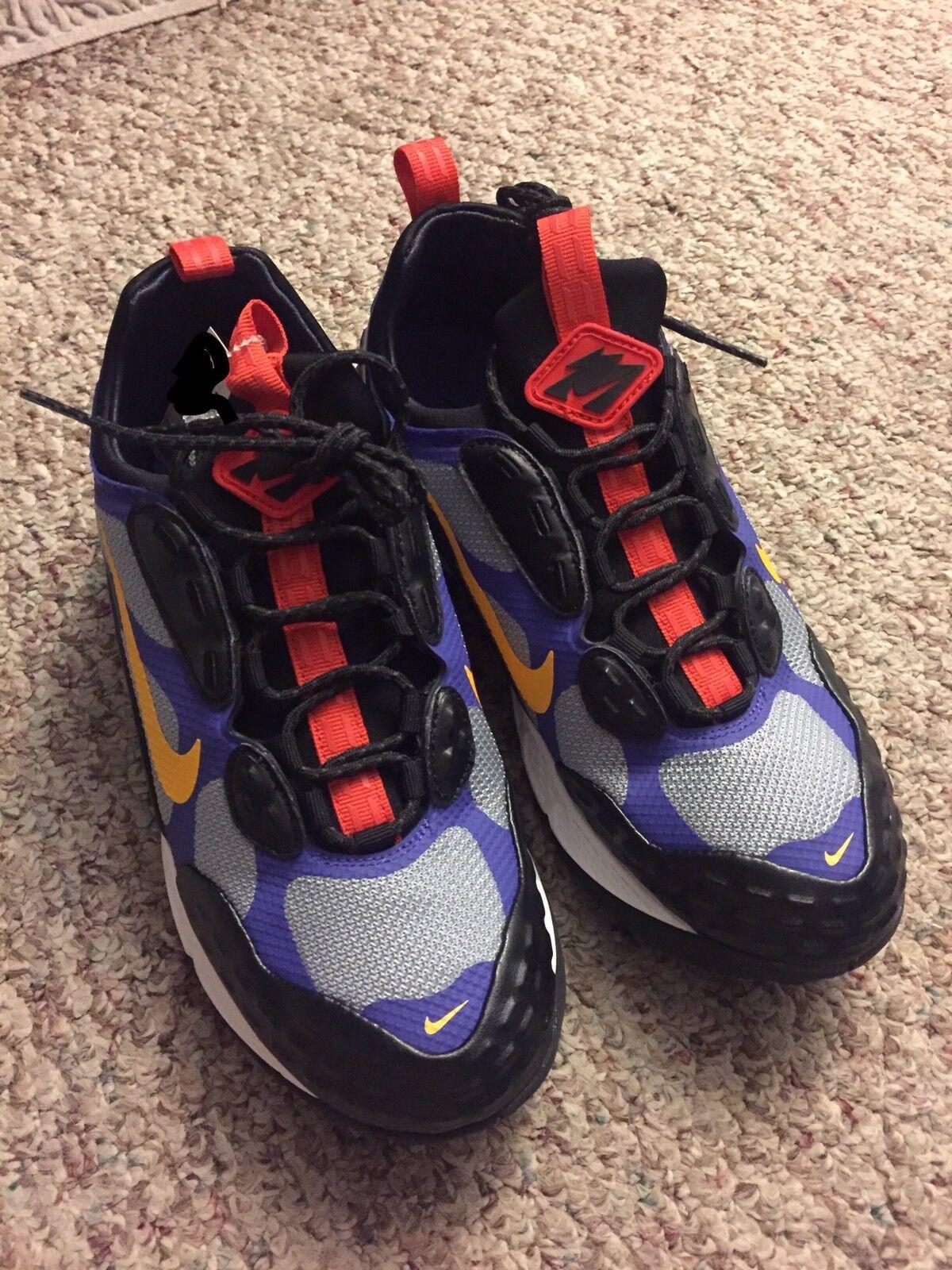 Nike air zoom Uomo albis 16 nero taxi rosso 904334-002 acg nuova concordia del cile