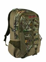 Fieldline Badger Hydration Day Pack Backpack Camo Realtree Hunting Camping 2b1