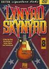 Guitar Signature Licks Lynyrd Skynyrd 2010 DVD