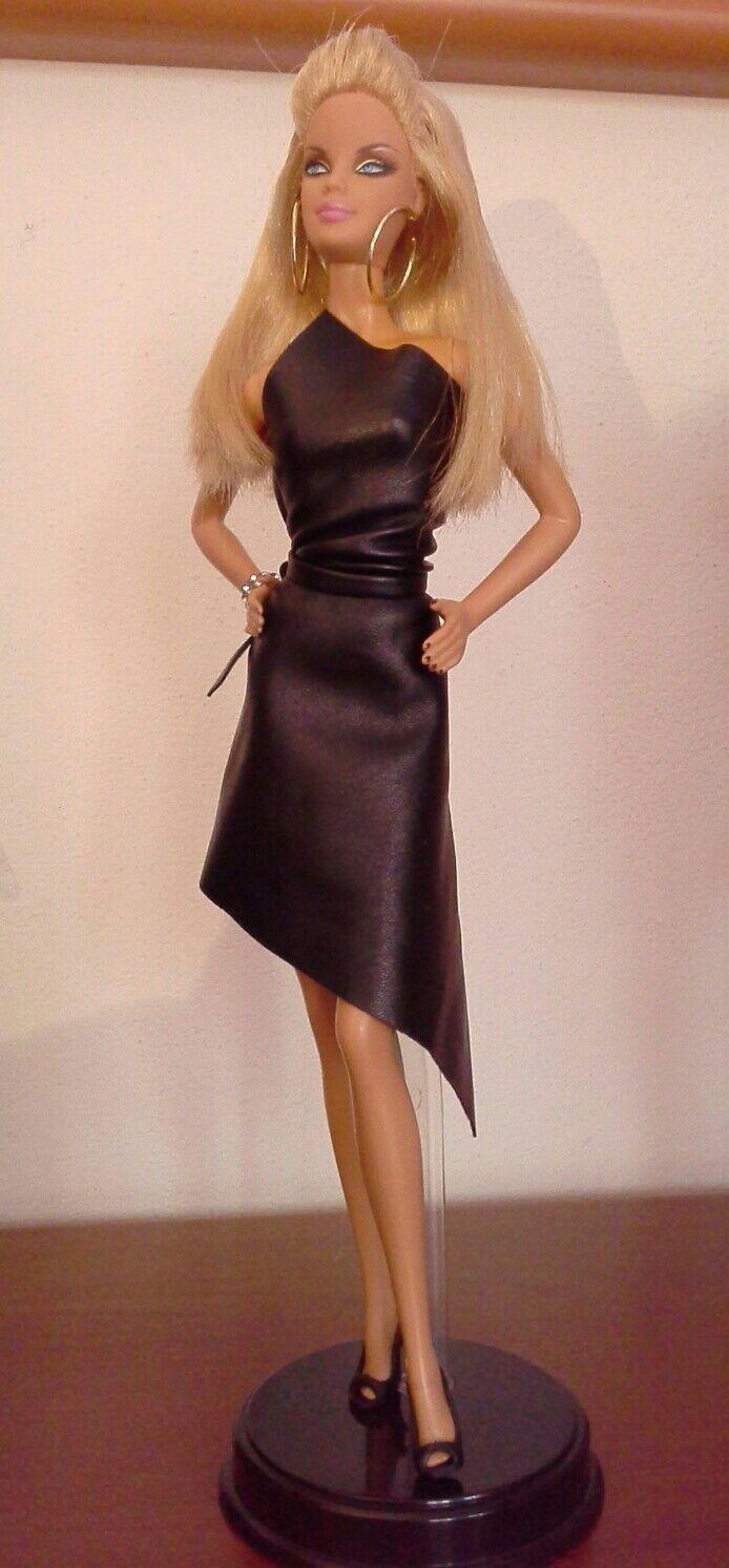Barbie top model bellissima e unica in hand-made abito hand-made in 838e9a