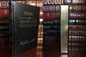 Think And Grow Rich By Napoleon Hill Book