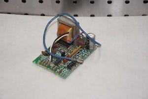 Circuito Barber : Barber colman a voltage circuit board new ebay