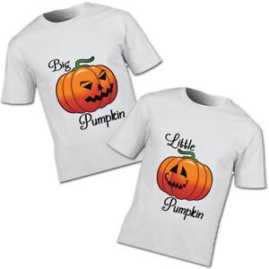 Big-Pumpkin-and-Little-Pumpkin-T-shirt-mum-dad-kid-Halloween-witch-pumpkin-color