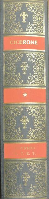 OPERE RETORICHE (Vol. I)