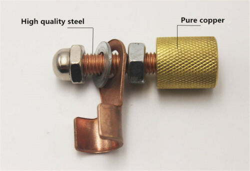 Car Spotter Accessories Spot Earth Dent Repair Spare Parts Stud Welding Machine