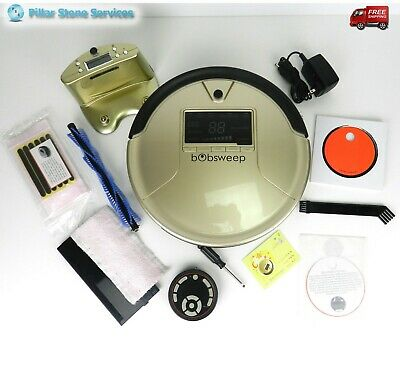 Bobsweep Pet Hair Robot Vacuum With Docking Charging