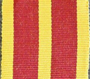 1954 BRITISH QUEEN/'S FIRE SERVICE MEDAL FULL SIZE RIBBON AUSTRALIAN