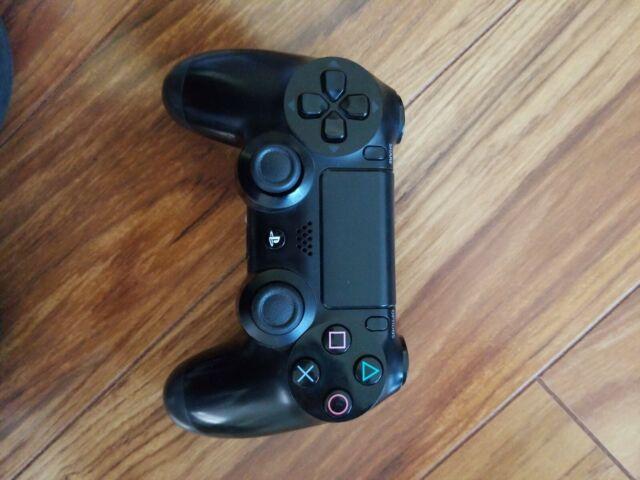 Sony PlayStation Dualshock 4 Wireless Controller - Jet Black please read!!!!!!!!
