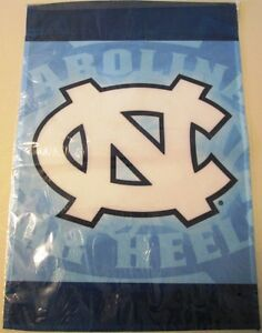 13-034-x-18-034-UNC-NORTH-CAROLINA-TAR-HEELS-NCAA-PREMIUM-SMALL-BANNER-FLAG