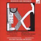 Carmen Suite The Little Humpbacked Horse Bolshoi Theatre Orchestra Audio CD