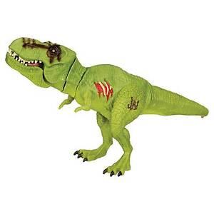 Hasbro Jurassic World Green Tyrannosaurus Rex T Rex Bashers Biters