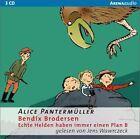Bendix Brodersen 02. Echte Helden haben immer einen Plan B von Alice Pantermüller (2012)